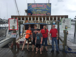 5-31-17 -1/2 Day Afternoon Trip