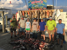 6-1-17 24 Hour Overnight Bottom Fishing