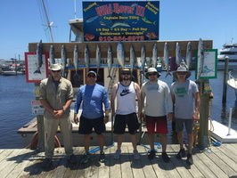 7-15-17 King Mackerel Fishing