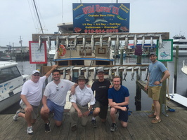 7-17-17 1/2 Day Spanish Mackerel Fishing