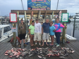 8-10-17 12 Hour Bottom Fishing